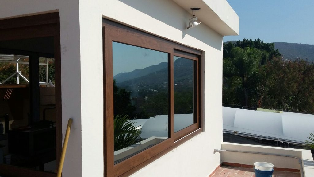 ventanas de aluminio, vidrio y pvc