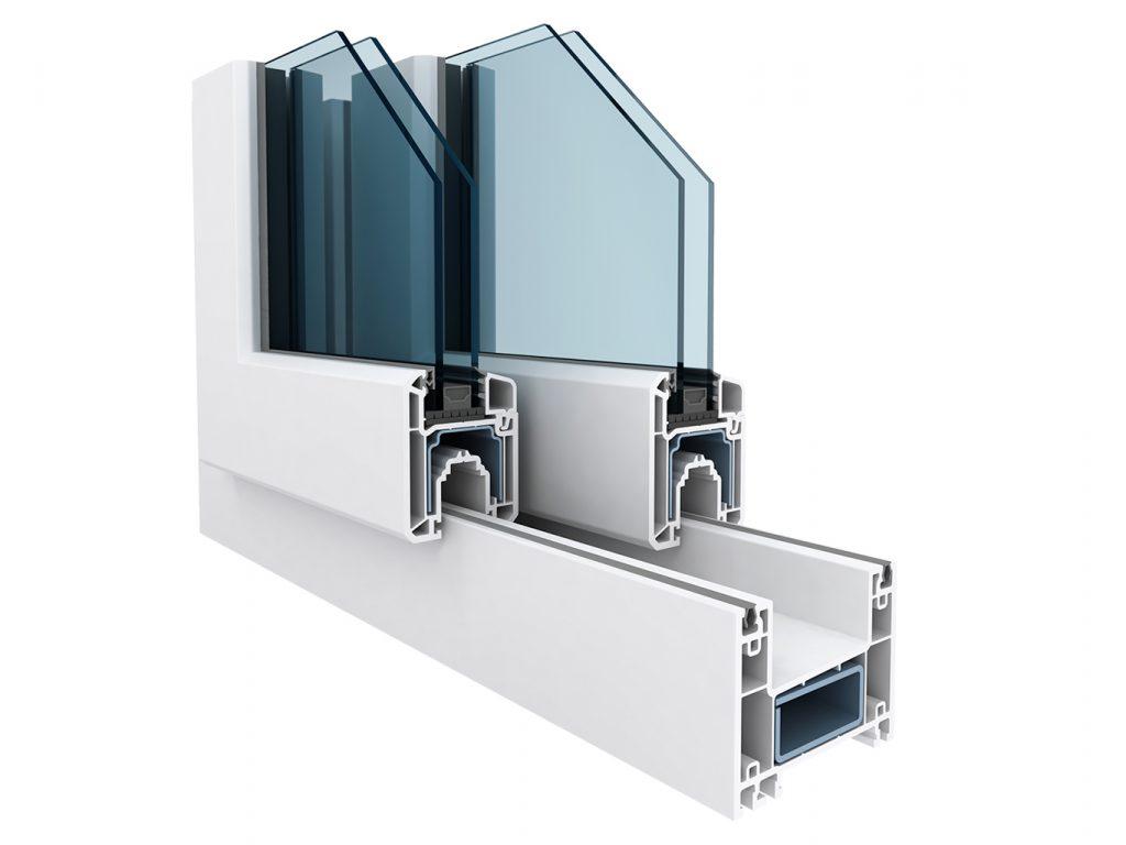 Aluminio y PVC